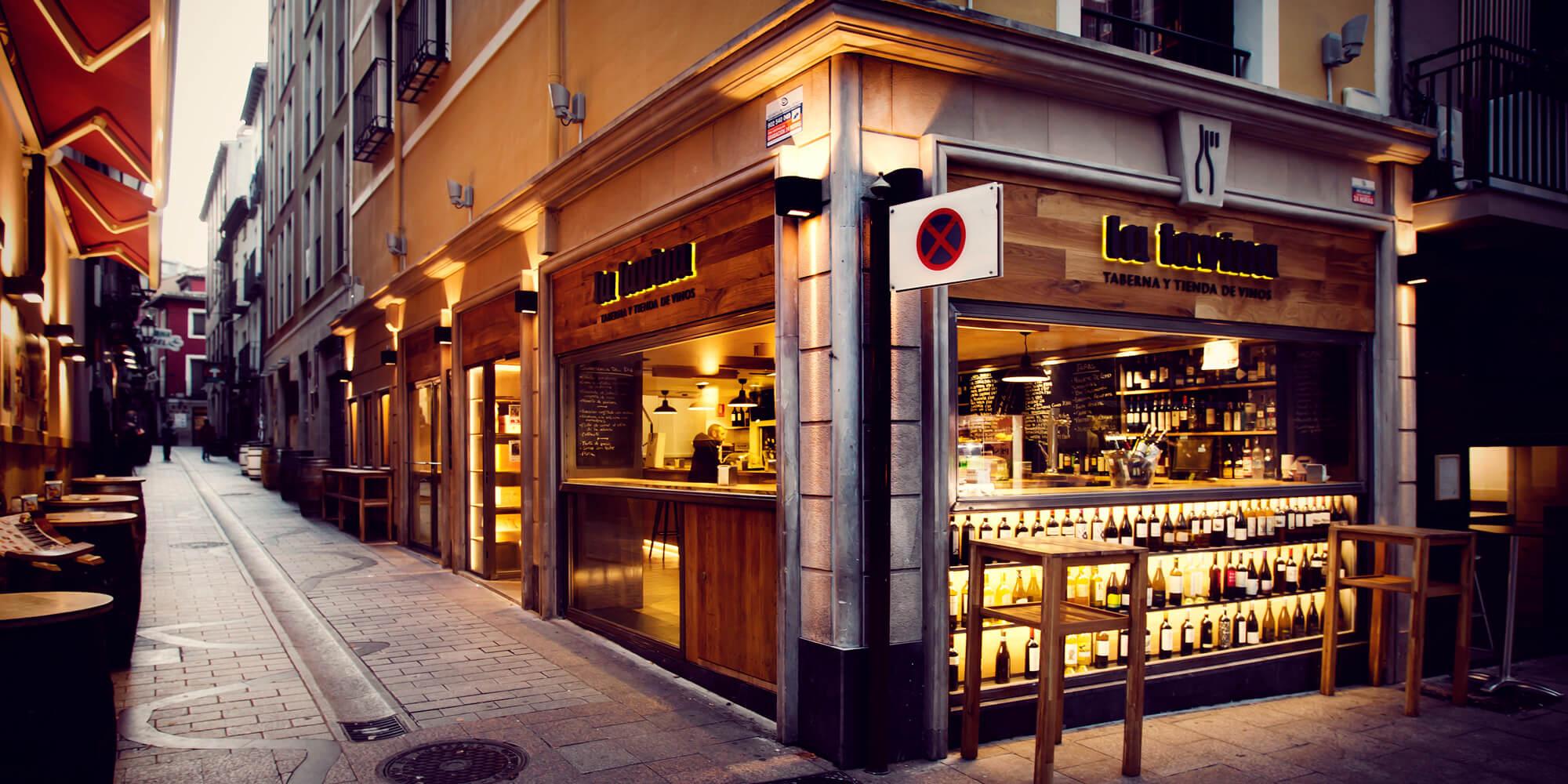 Bilbao Rioja Gastronomy