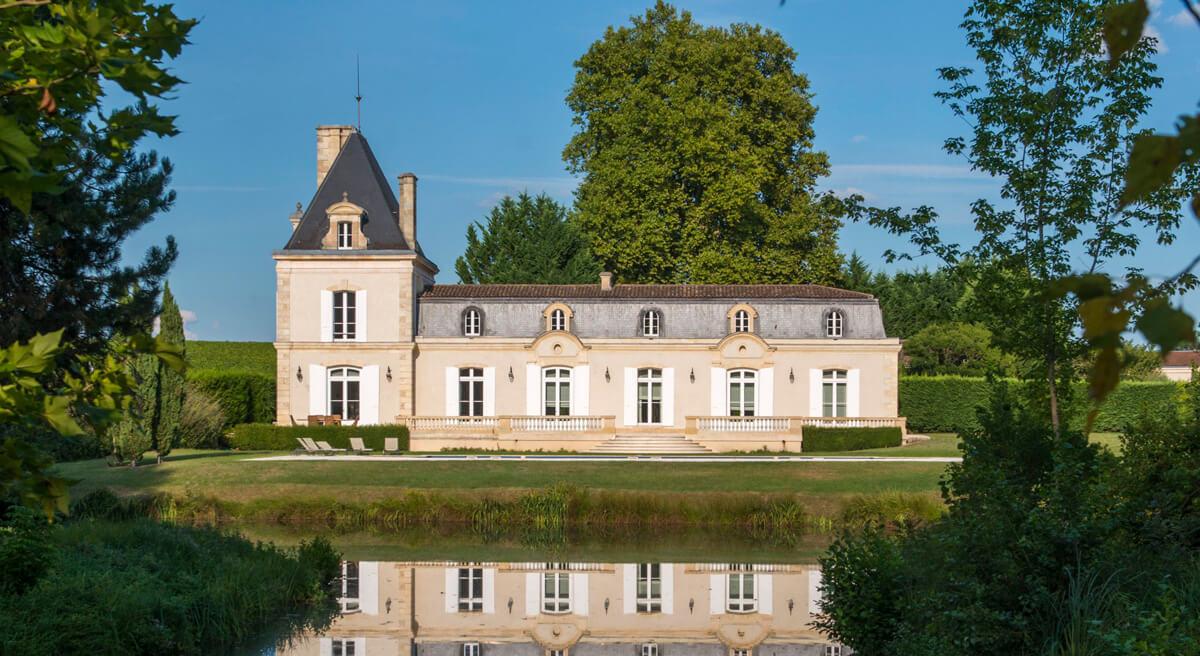Chateau Larrivet Haut Brion