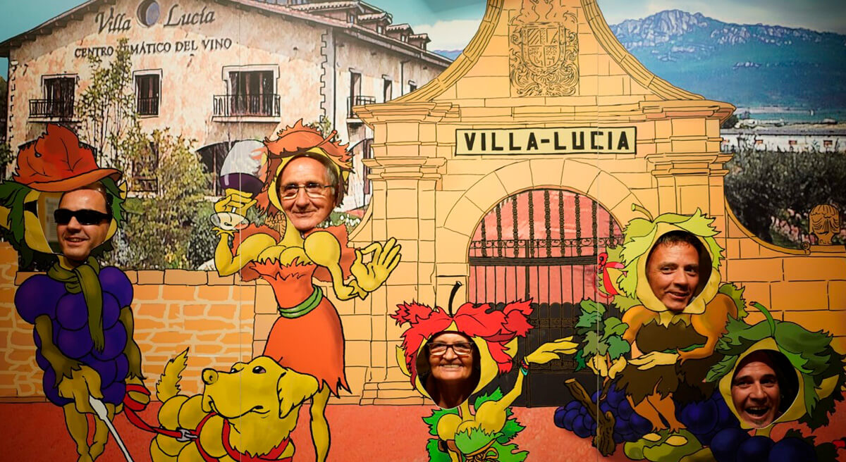Museo Villa Lucía