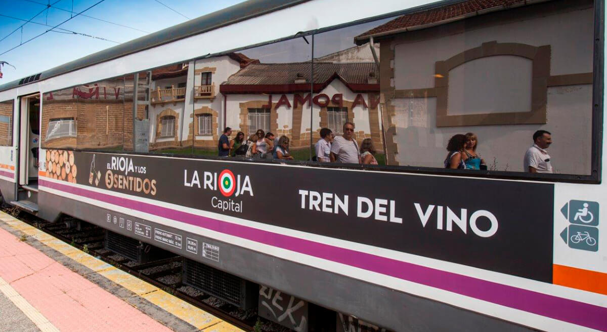 The Rioja Wine Train