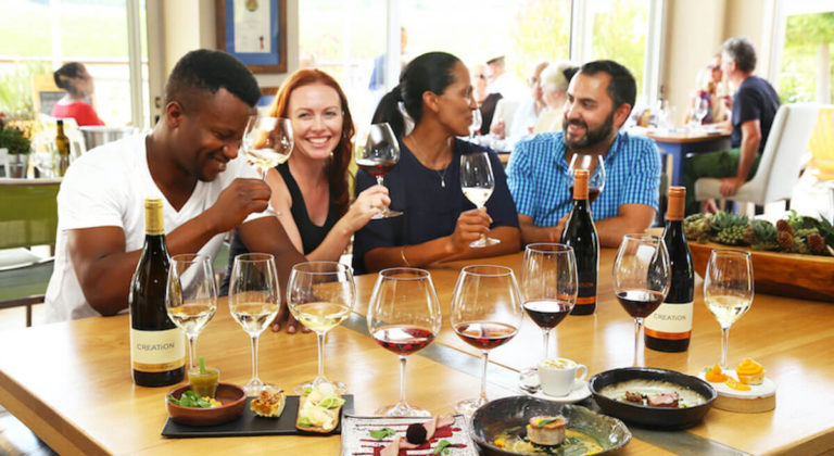 Meet our Global Award Winner:  Creation Wines, Cape Town, South Africa