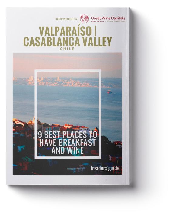 Top 9 Insiders' Guide Valparaiso - Casablanca Valley | Chile