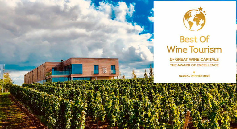 Global Best Of Wine Tourism Award 2021 goes to Weingut Thörle