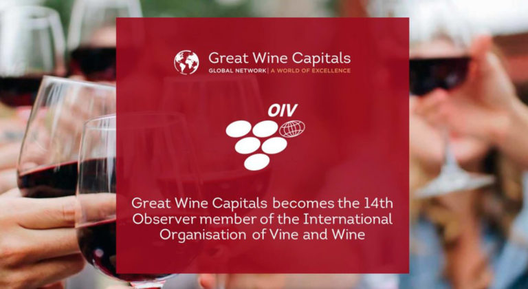 Great Wine Capitals joins the OIV as an observer member