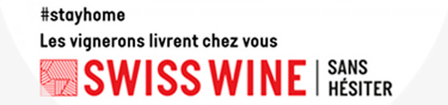 How does Swiss winegrowers work together to get through the coronavirus