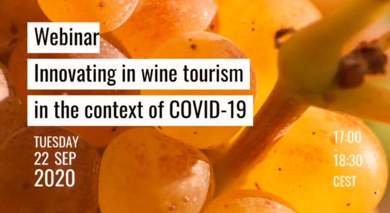 Innovating in wine tourism in the context of COVID-19