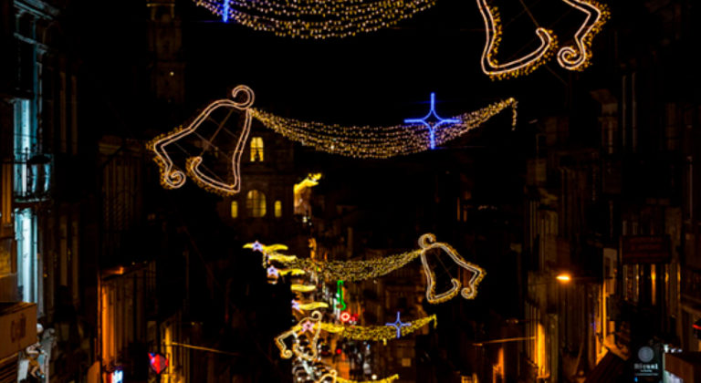 It's Christmas time… in Porto!