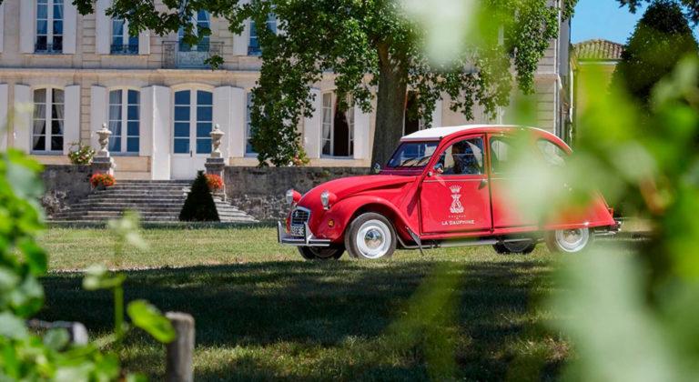 The Heritage Tour at Château de La Dauphine