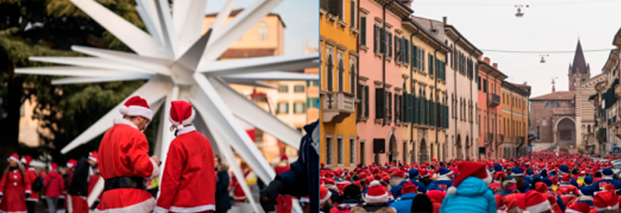 Verona a fairy tale Christmas atmosphere combined with a special food wine experience