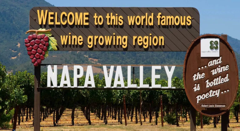 Visit Napa Valley and the Napa Valley Vintners Join Forces to Encourage the Napa Valley Community to Show Their Napa Valley Spirit