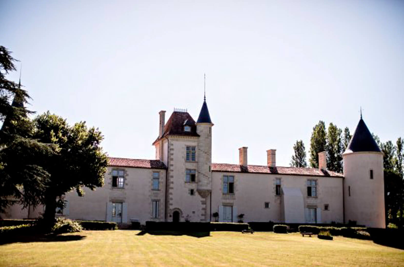 Welcome to Chateau Malrome