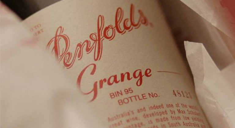 Penfolds and Grange: The View from the Top