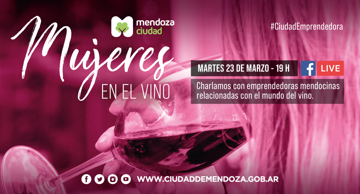 Women of Wine in Mendoza – Webinar