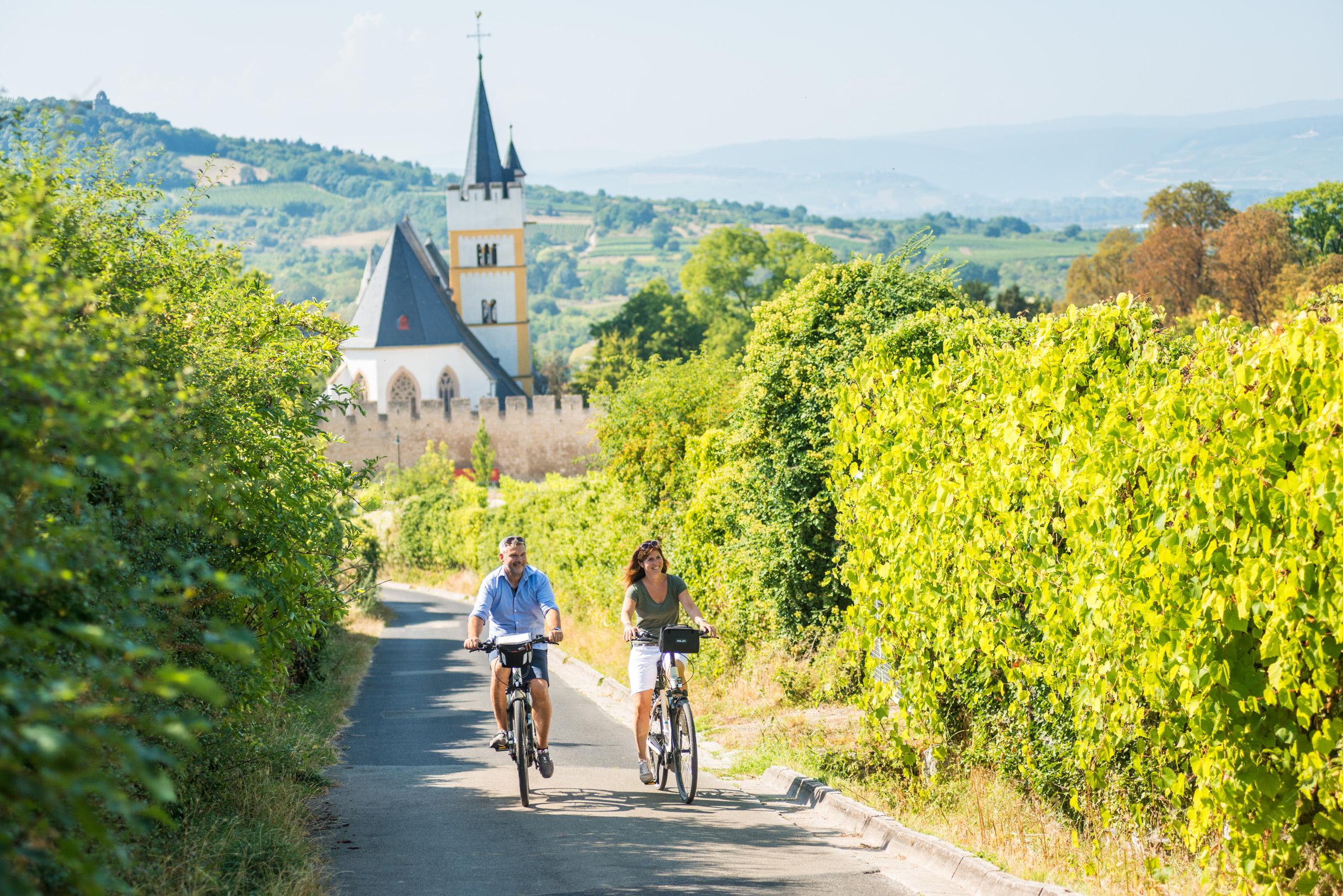 Tourism Strategy 2025 in Rheinhessen