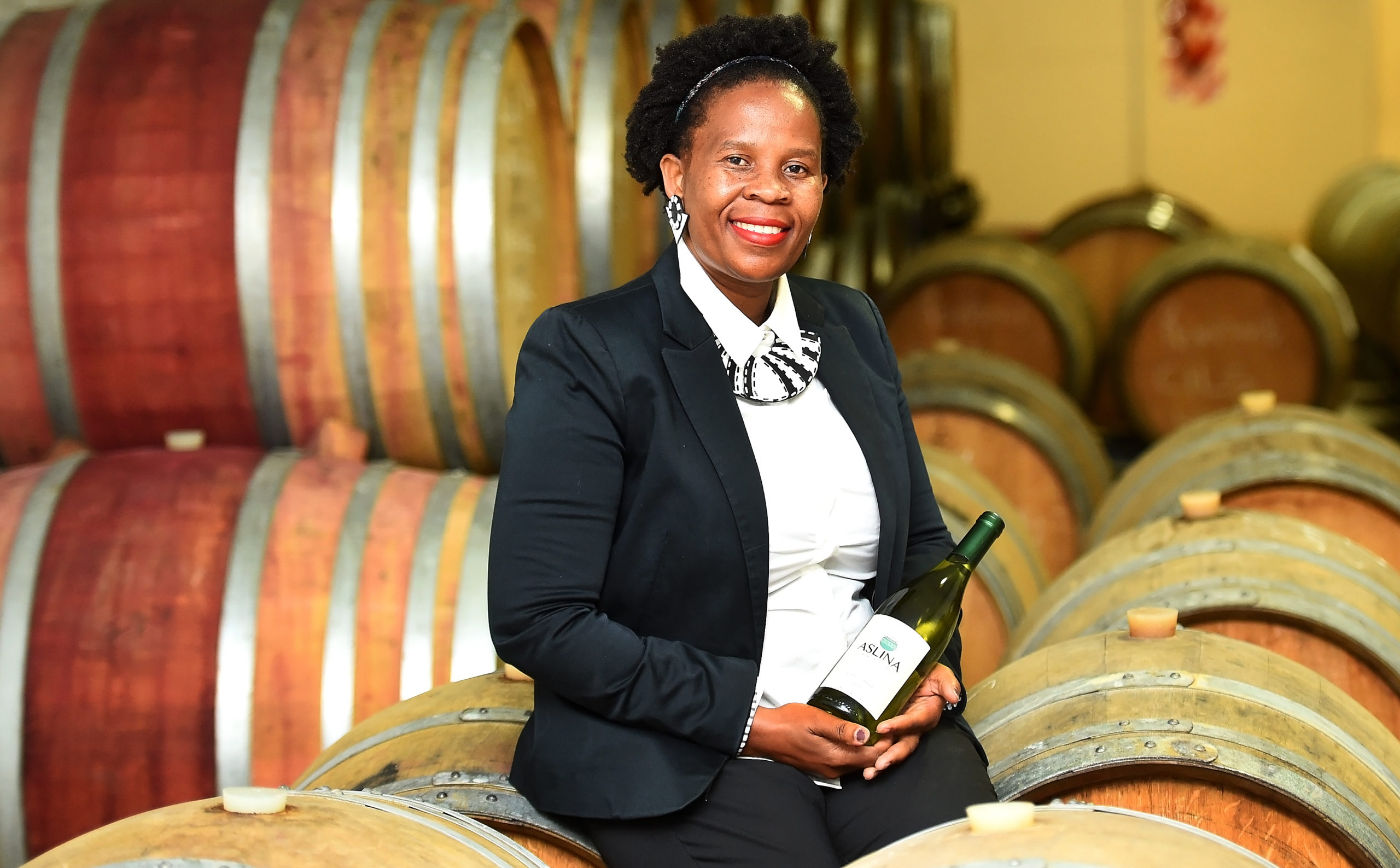 What is to be a woman in the wine industry?