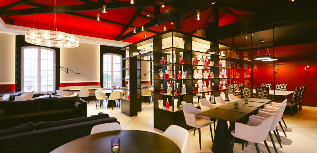 Restaurant Château Marquis de Terme