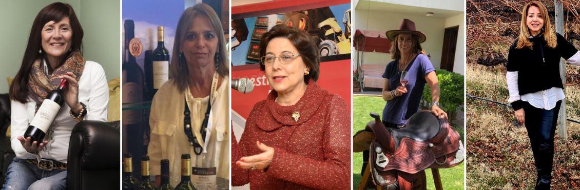 Wine Women in Mendoza