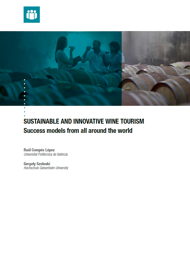Book Sustainable Tourism CAJAMAR