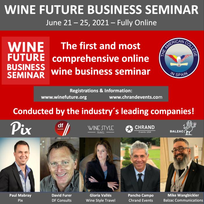 WineFuture Seminar Lecturers
