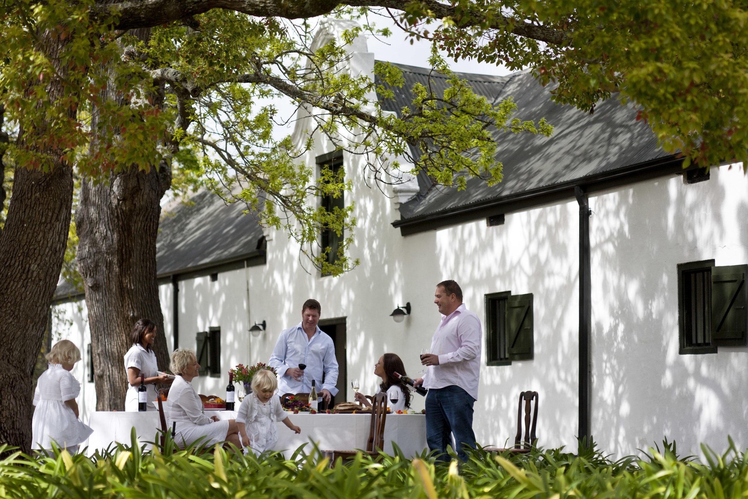 Stellenbosch Wine Routes Storytelling