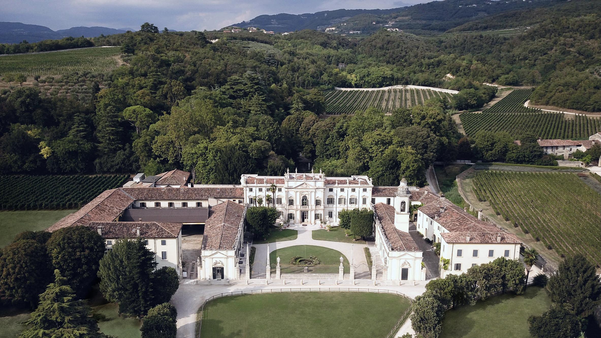Tenuta Santa Maria di Gaetano Bertani: an expression of the terroir and of a grand passion