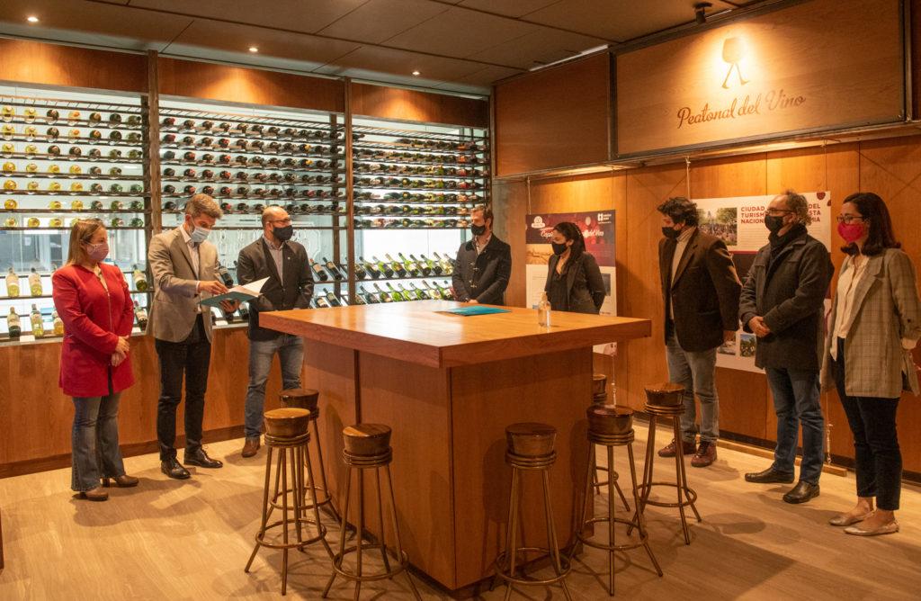 Wine Room of the Municipality of Mendoza