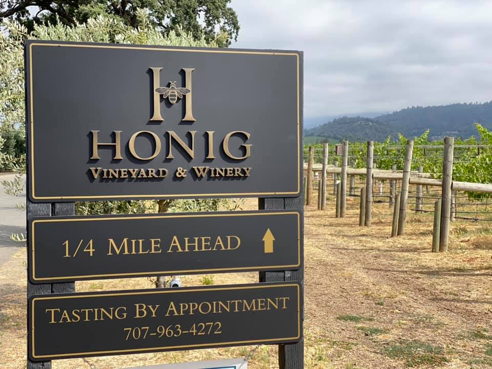 Sustainable Farming at Honig Winery in Napa Valley