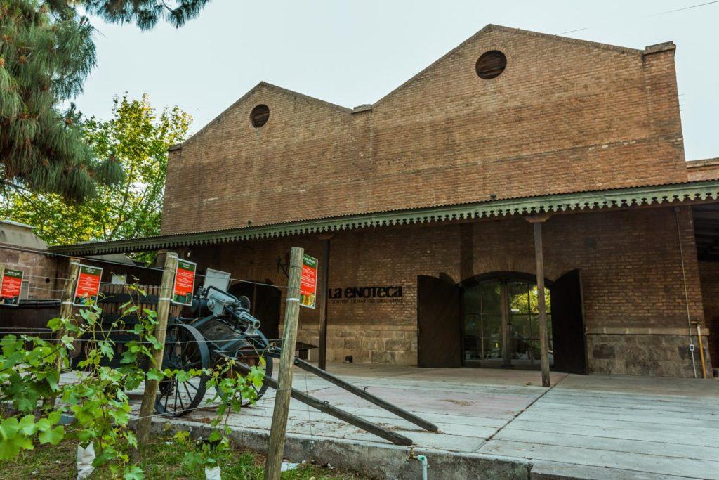 Enoteca Building in Mendoza
