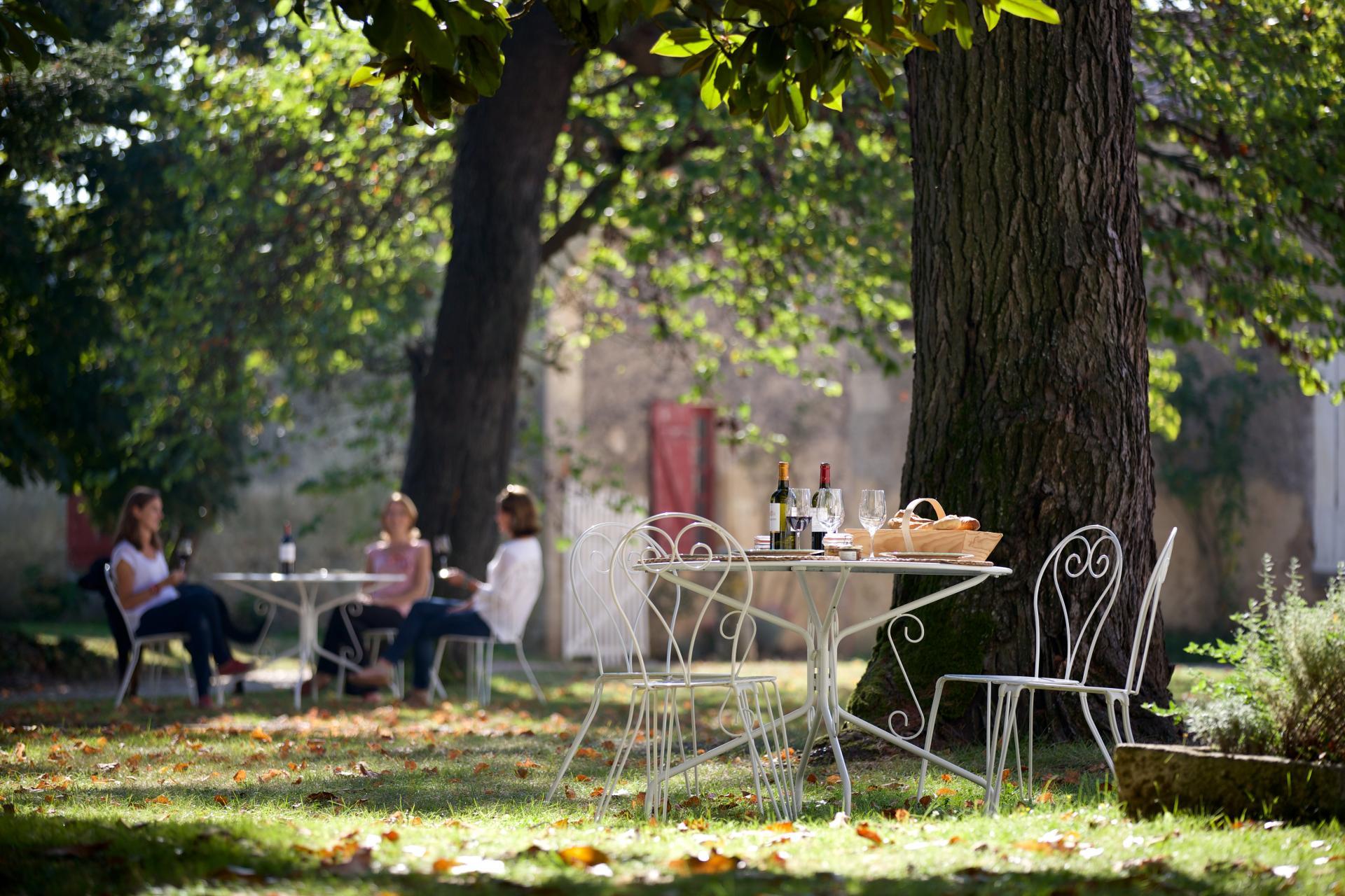 Photo credits : Château de Cérons
