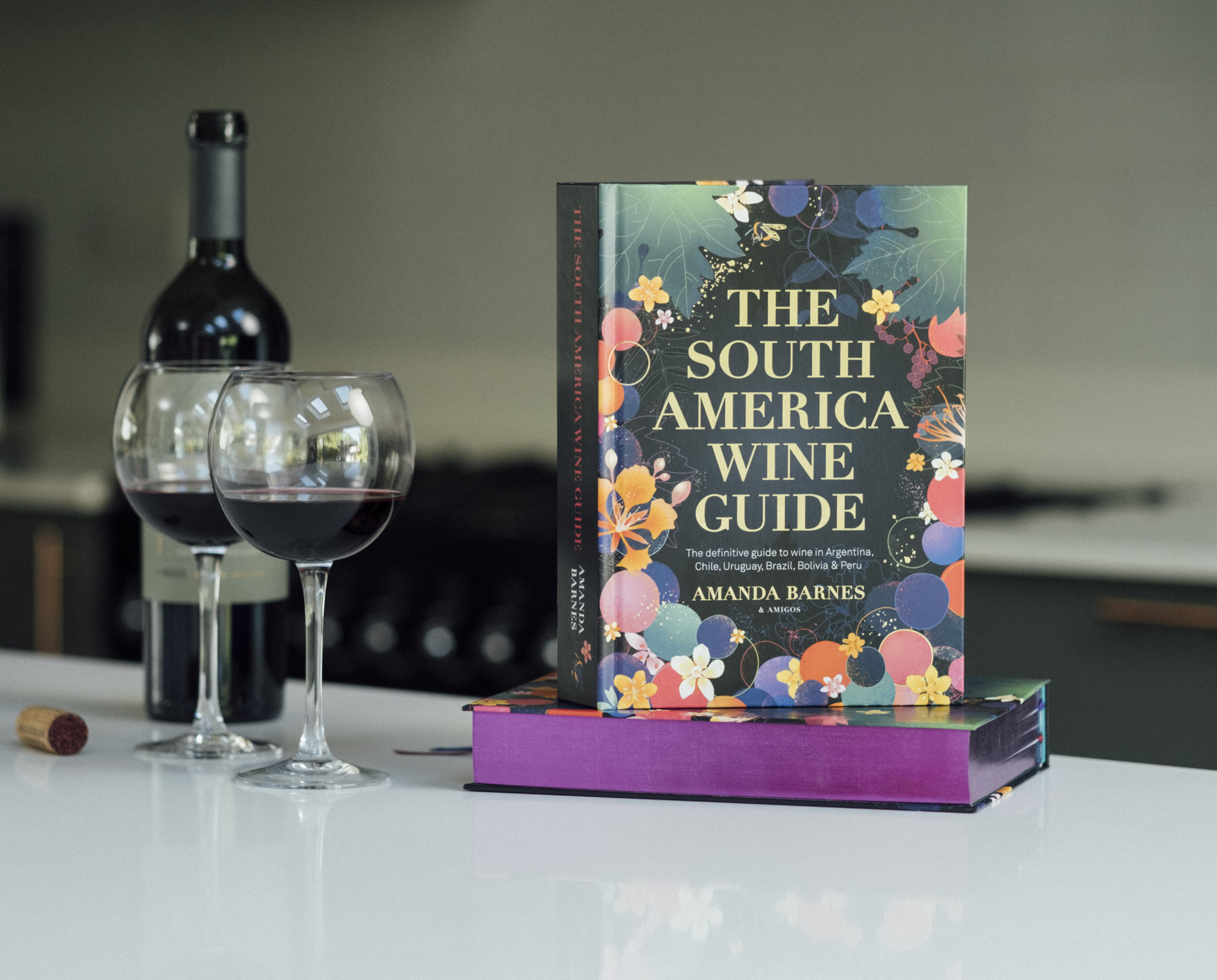 World's most comprehensive guide to South American wine published