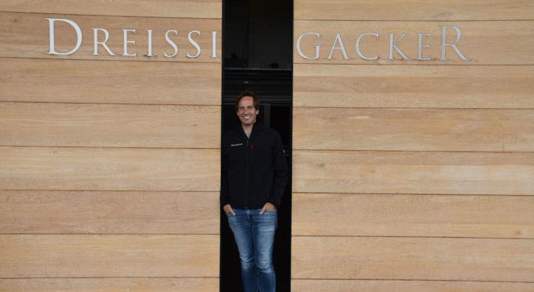 Weingut Dreissigacker: Sustainability built into the vineyard