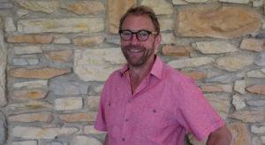 Bernd Hammer is a vintner from Meyerhof in Flonheim