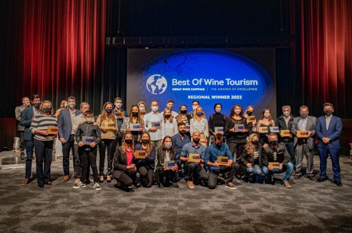 MENDOZA HAS BEST OF WINE TOURISM WINNERS 2022!
