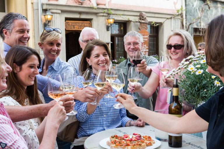 Great Wine Capitals Wine Walk, Credit: Achim Katzberg