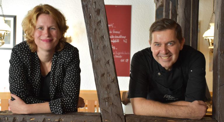 Poller's Häusje: Wine love and game cuisine